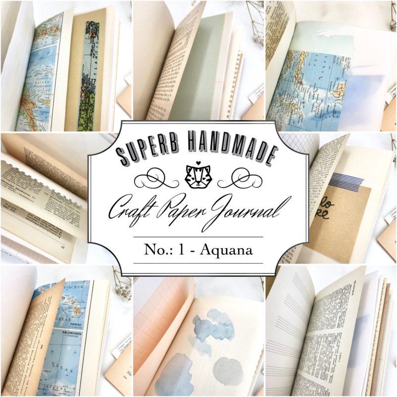 Journal Nr. 1: Aquana
