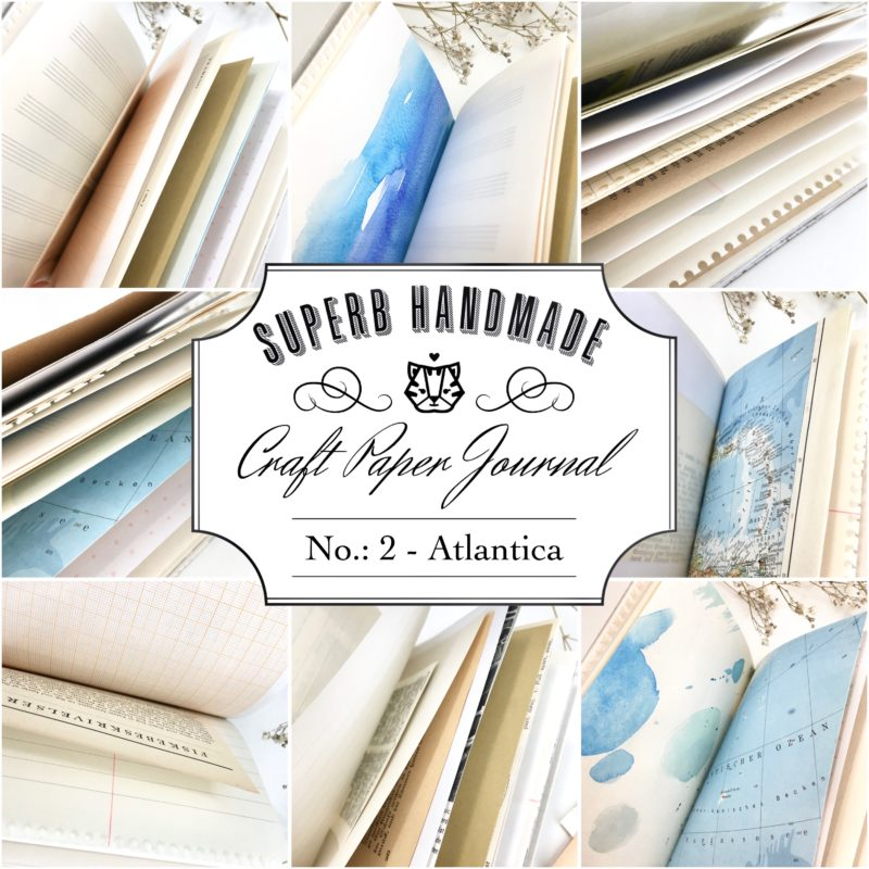 Paper Journal Nr. 2 - Atlantica