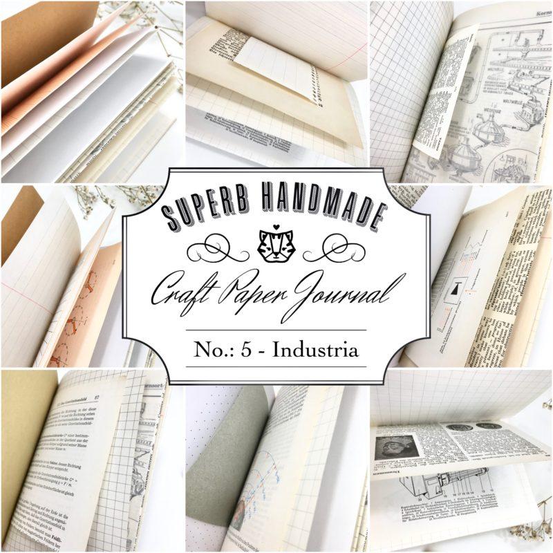 Paper Journal Nr. 5 - Industria