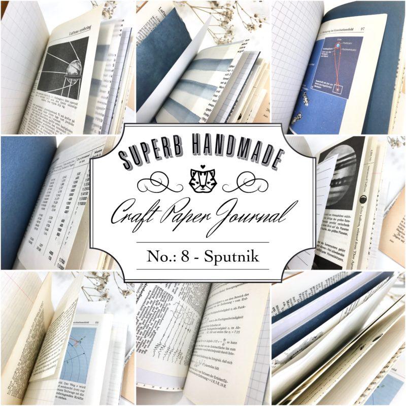 Paper Journal Nr. 8 - Sputnik